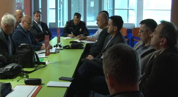 Pripreme za Atletski miting Zenica 2016