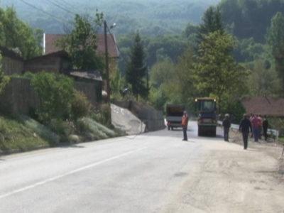 Okončana sanacija klizišta na cesti u Čajdrašu
