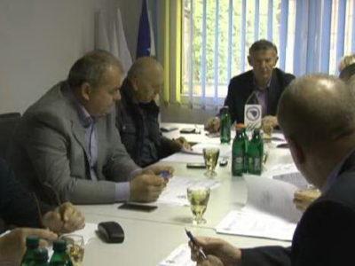 Sjednica Izvršnog odbora NS ZDK