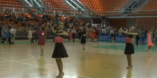 Takmičenje u latinoameričkim plesovima