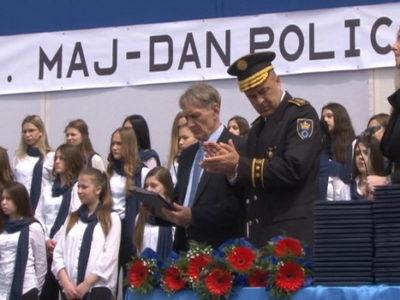 Svečanost povodom Dana policije ZDK