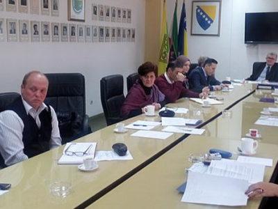 Sjednica Privrednog savjeta Grada Zenica