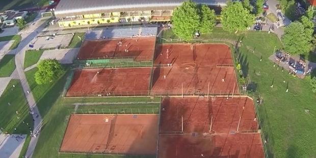 Počeo teniski turnir Zenica Open
