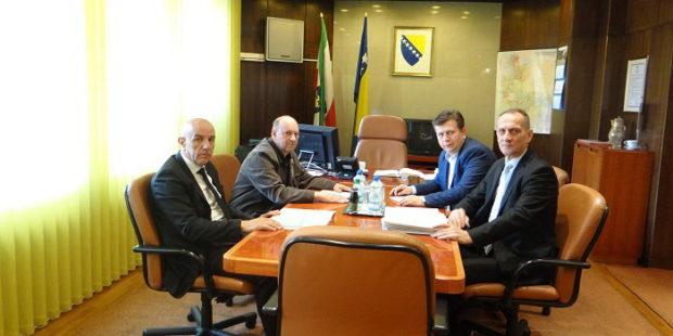 Sastanak socijalnih partnera u ZDK