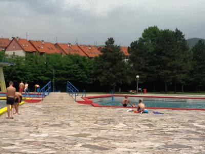 Otvoreni bazeni u Crkvicama