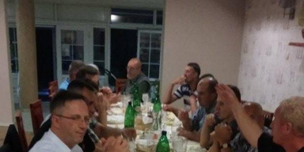 Iftar u organizaciji RVI Zenica