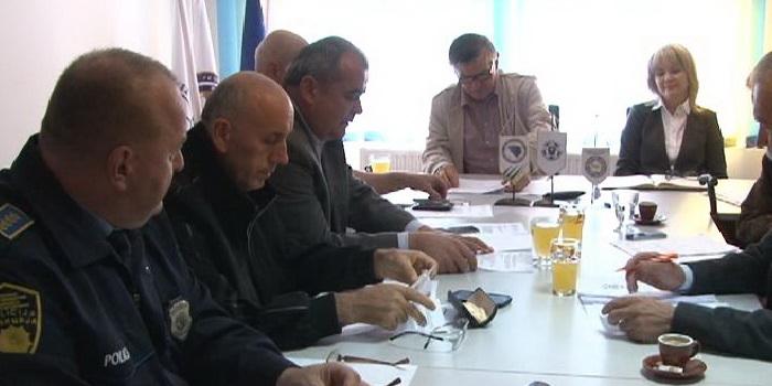 Održana sjednica NS ZDK