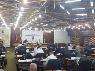 Održana sjednica Skupštine ZDK