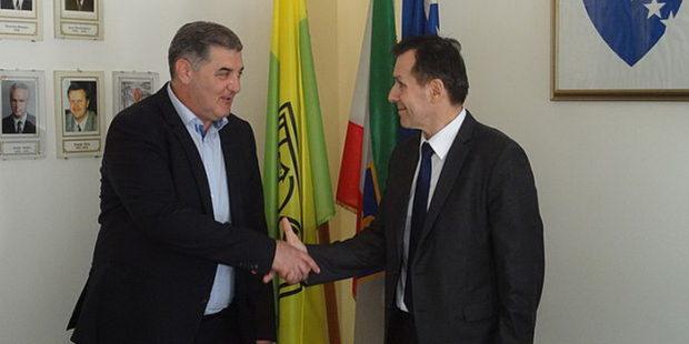 Delegacija Grada Splita posjetila Zenicu