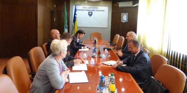 Posjeta ambasadora Republike Hrvatske
