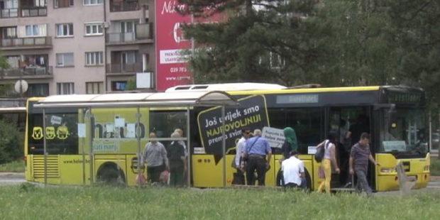 Praćenje kretanja autobusa gps uređajima