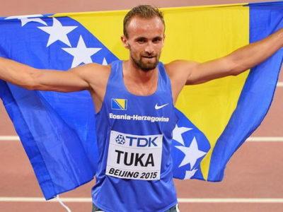 Amel Tuka će na OI nositi zastavu BiH