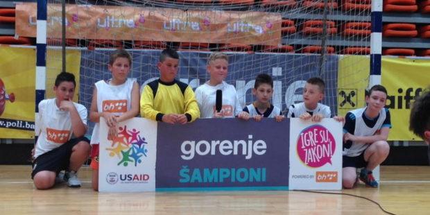 Gorenje CUP za Školu rukometa Čelik Junior