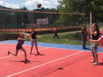 Obnova sportskih terena na Kamberovića polju