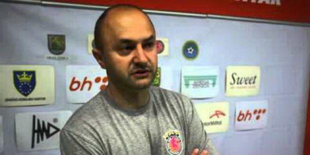 Kecman ostaje trener KŽK Čelik