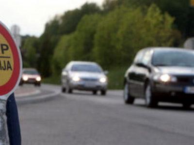 Vozači oprez,akcija kontrole brzine vozila