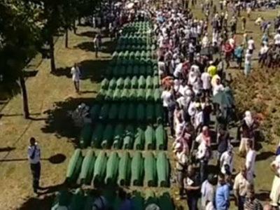 Smiraj za 127 žrtava genocida u Srebrenici