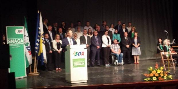 Održana svečana akademija SDA Zenica