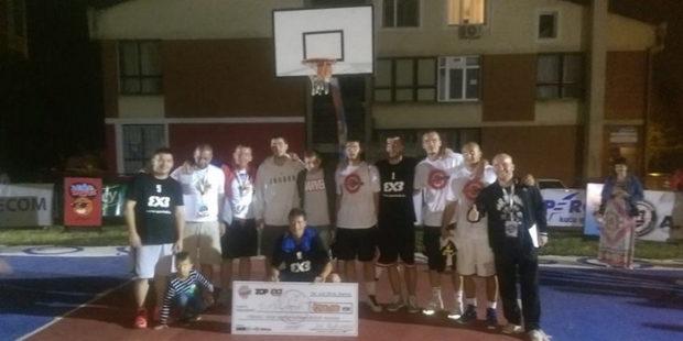 Završen Ulični basket Mokušnice