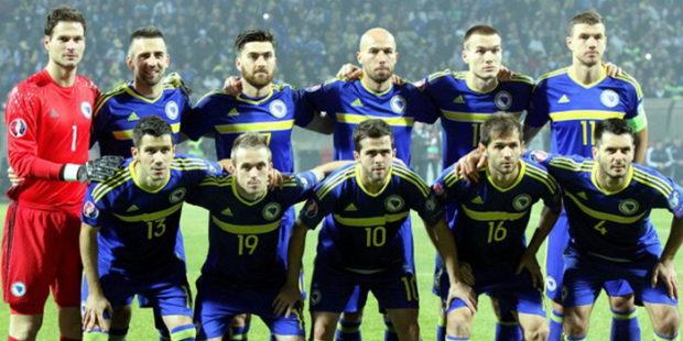 Na FIFA listi Zmajevi pali za 9 mjesta