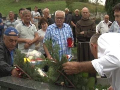 Sjećanje na žrtve HVO u domovinskom ratu