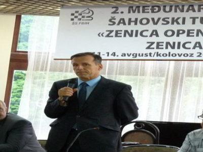 Međunarodni šahovski turnir Zenica 2016