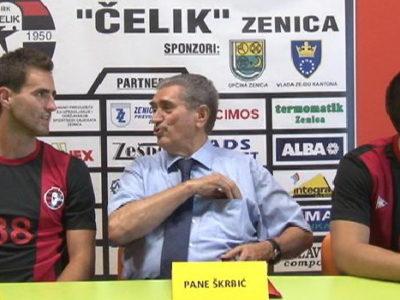 Predstavljen novi trener RK Čelik