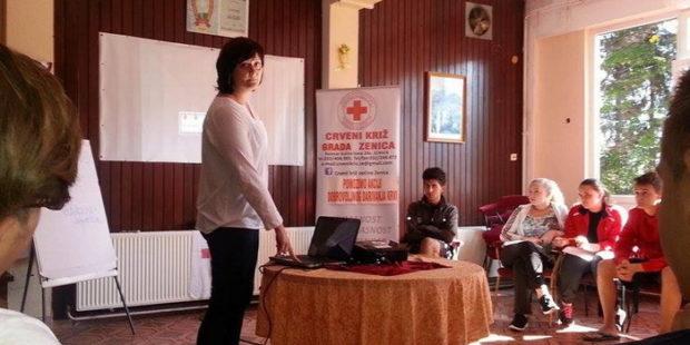 "Projekat ""Daruj krv-spasi život"""