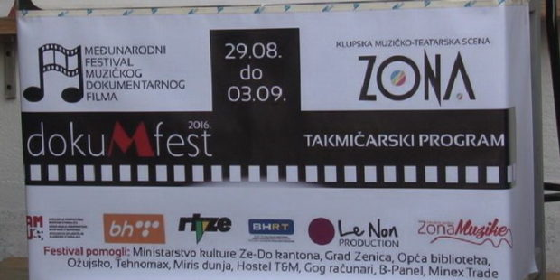 Otvoren Festival dokumentarnog muzičkog filma