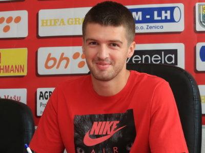 Fedor Predragović novi igrač NK Čelik