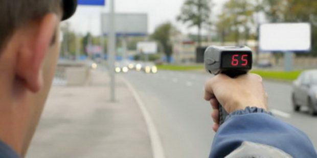 Radari zabilježili 4.514 prekoračenja brzine