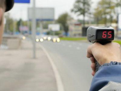 Za 12 sati evidentirano 825 prekoračenja brzine