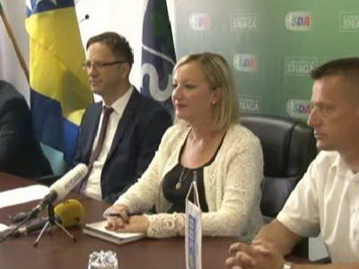 SDA-SBB-Podrška kandidatu za gradonačelnika