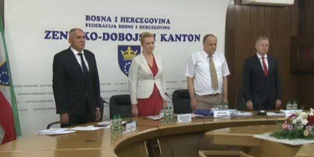 Da li je li na pomolu kriza vlasti u Skupštini ZDK?