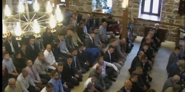 Centralna bajramska svečanost u Čaršijskoj džamiji