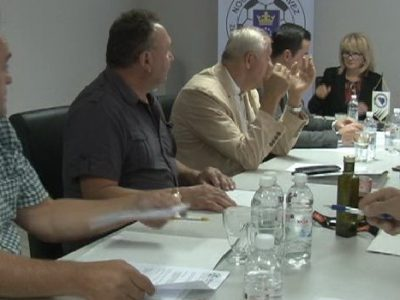 Održana prva sjednica Izvršnog odbora NS ZDK