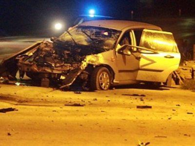 Troje poginulo u saobraćajnoj nesreći na M17