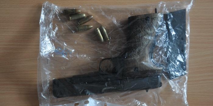 Uhapšen zbog nelegalnog posjedovanja vatrenog oružja