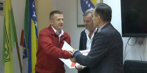 Uručeni internacionalni certifikati za spasioce