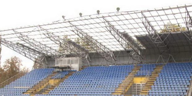 Radovi na Atletskom stadionu planiranom dinamikom