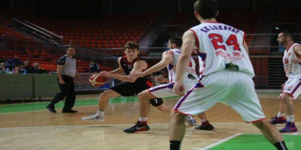 Prva pobjeda košarkaša Čelika