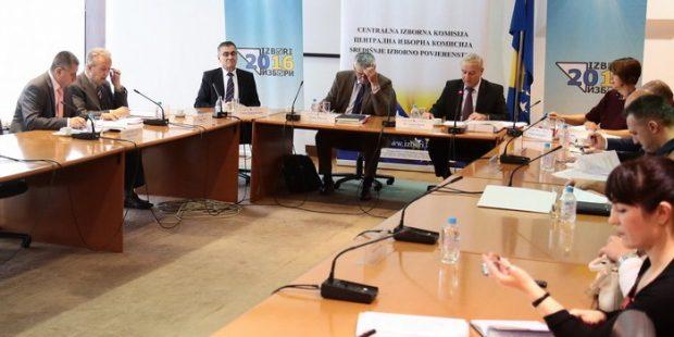 CIK BiH utvrdio rezultate lokalnih izbora