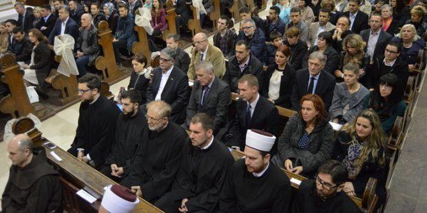 Održana međureligijska manifestacija Duh Asiza