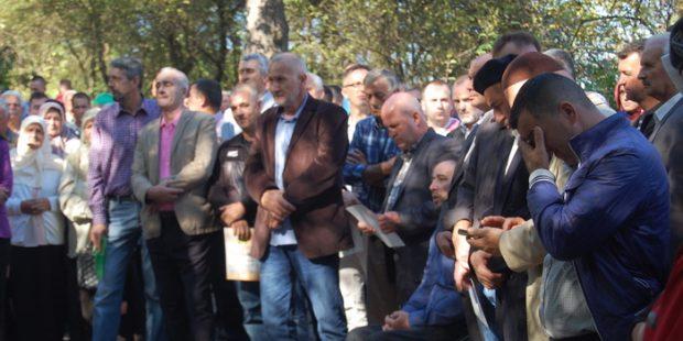 U selu Dusina otvorena šehidska česma