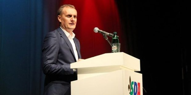 Ibrahim Šišić podnio ostavku