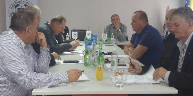 Zaključci IO Nogometnog saveza ZDK