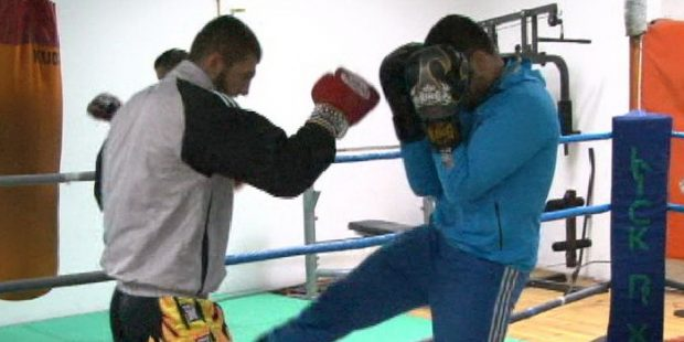 Pripreme zeničkih kik boksera