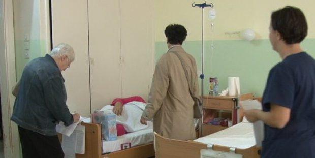 Posjeta penzionerima,pacijentima Bolnice