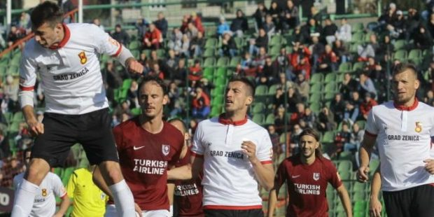 Čelik nemoćan protiv Sarajeva