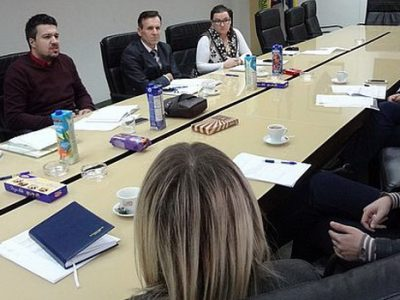 Sastanak o prevenciji maloljetničke delikvencije
